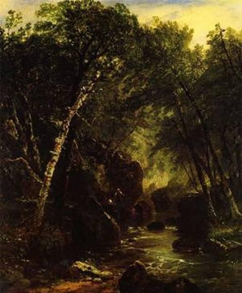 Trout Fisherman 1852